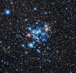 NGC 3766 in Centaurus