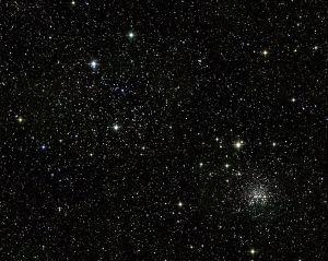 Messier 35 in Gemini