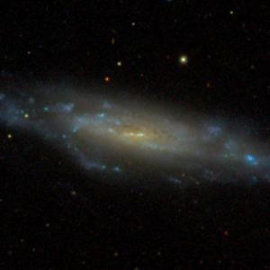 NGC 3003 in Leo Minor