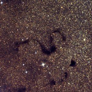 Barnard 72 in Ophiuchus