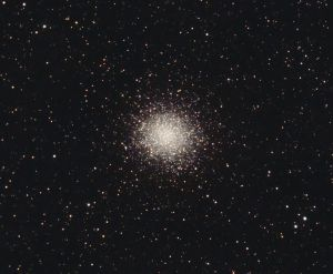 Messier 14 in Ophiuchus