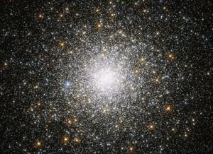 Messier 75 in Sagittarius