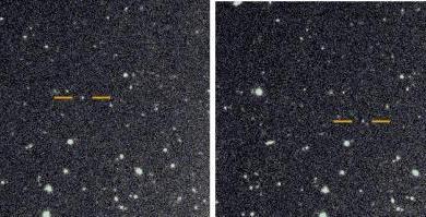 20 nieuwe manen gevonden bij Saturnus
