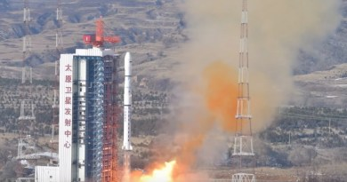 Lancering eerste Ethiopische satelliet