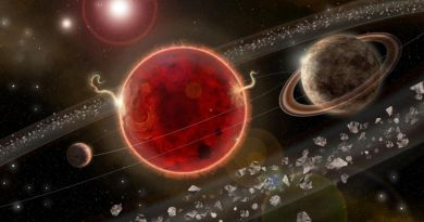 Proxima Centauri c - artist impressie