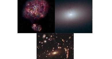 De mogelijke evolutie van sterrenstelsel XMM-2599