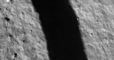 landing van Chang'e 5 op de Maan