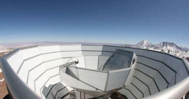 Atacama Cosmology Telescope