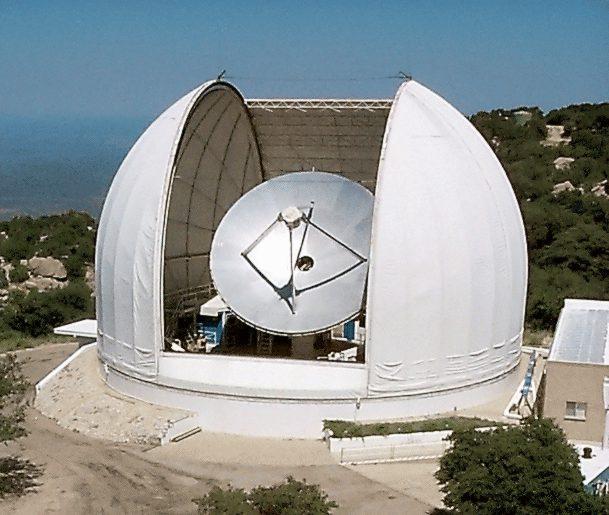 De 12 meter ARO telescoop