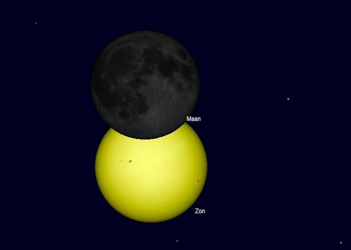 De gedeeltelijke zonsverduistering van 10 juni 2021