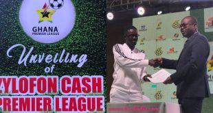 OFFICIAL: The GFA has sealed a mega 5-years sponsorship deal with Zylofon Cash to become the headline sponsor of the Ghana Premier League