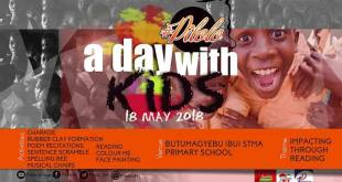 Pilolo Ghana Presents: A DAY WITH KIDS