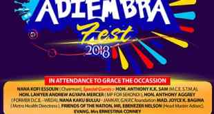 The 2nd Edition of ADIEMBRA Fest 2018 is about to go down!