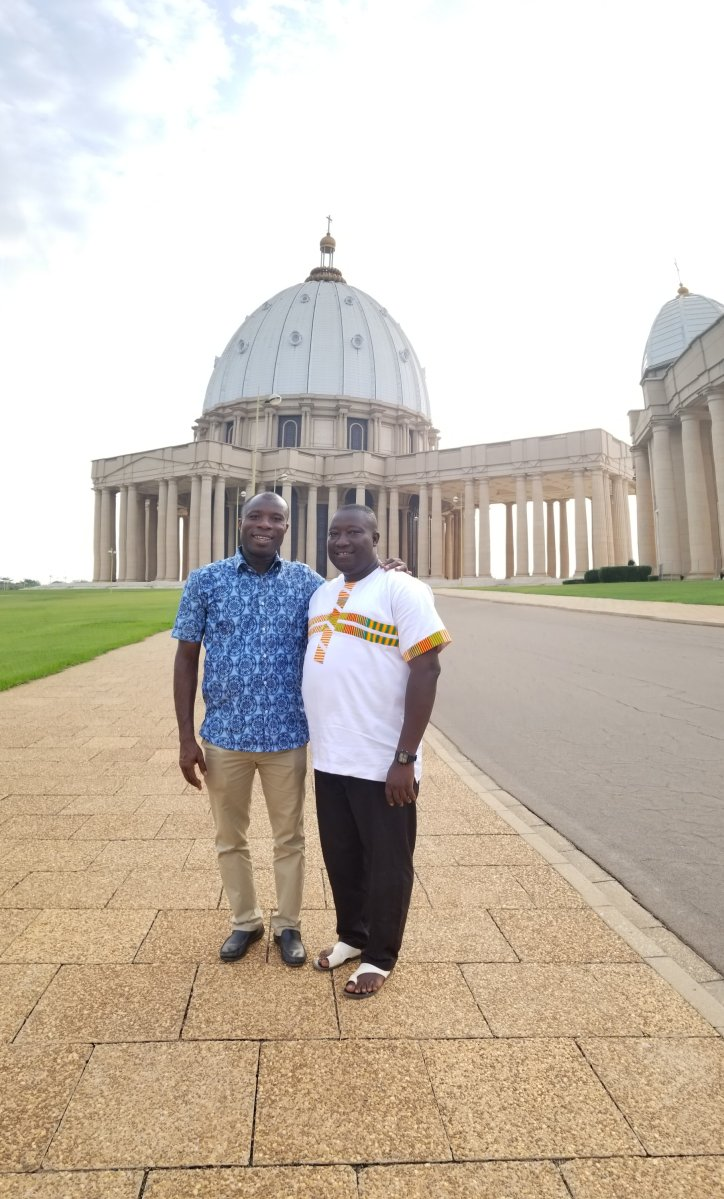 A Visit to the Basilica of Our Lady of Peace (Basilique Notre-Dame de la Paix) - Architectural Edifice by an African Leader