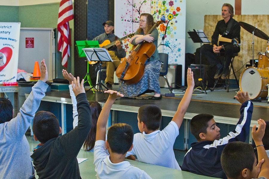 Artists in the Schools