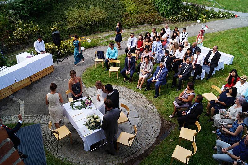 Foto: Stadtmuseum, mit freundlicher Genehmigung des Hochzeitspaares