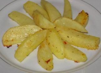 Pečeni krompir sa jogurtom ili Fırında Yoğurtlu Patates