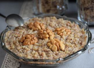 Recept za slavsko žito ili koljivo na baka Katin način