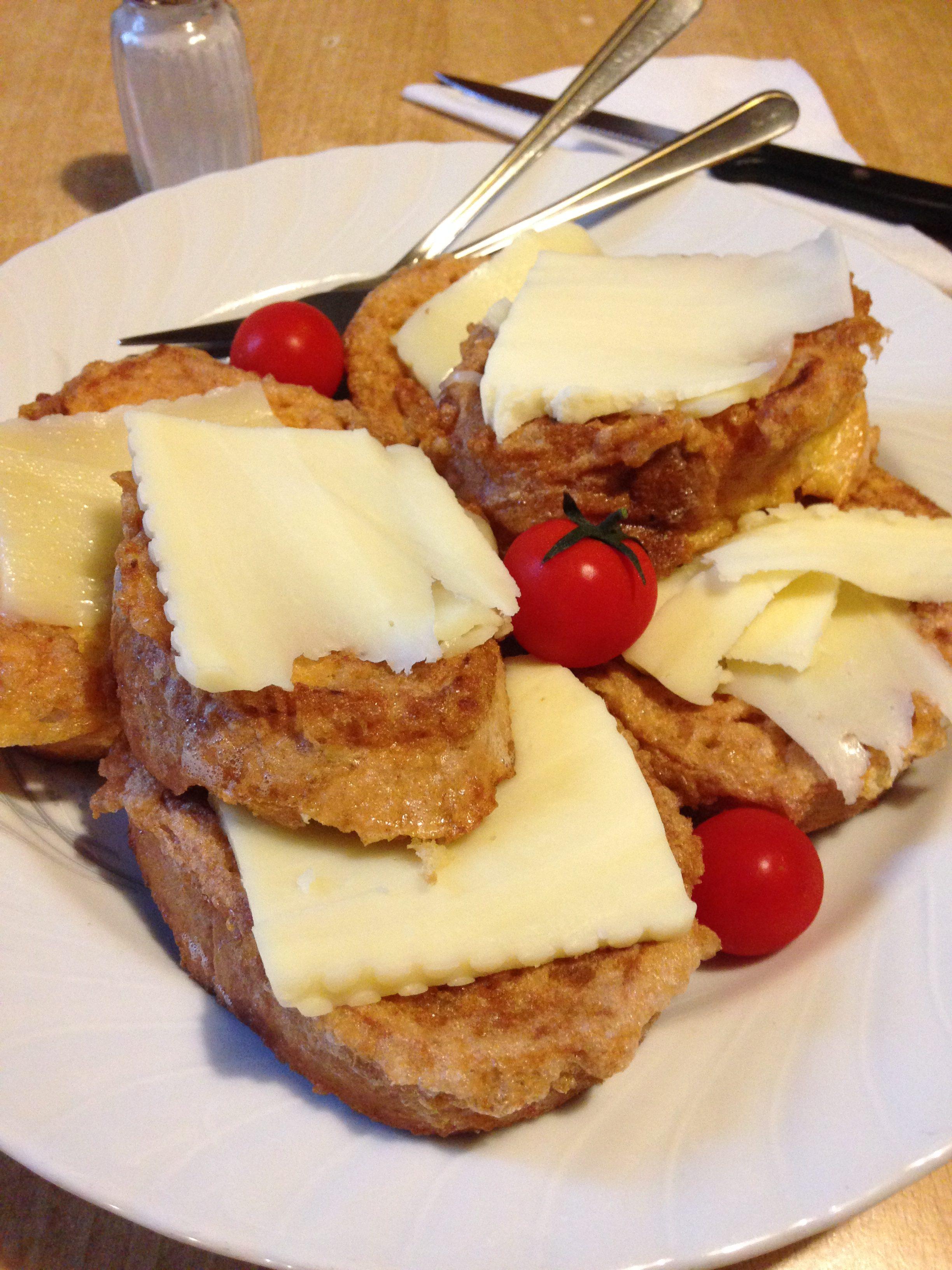 Za doručak, večeru, užinu-kvašenice sa sirom