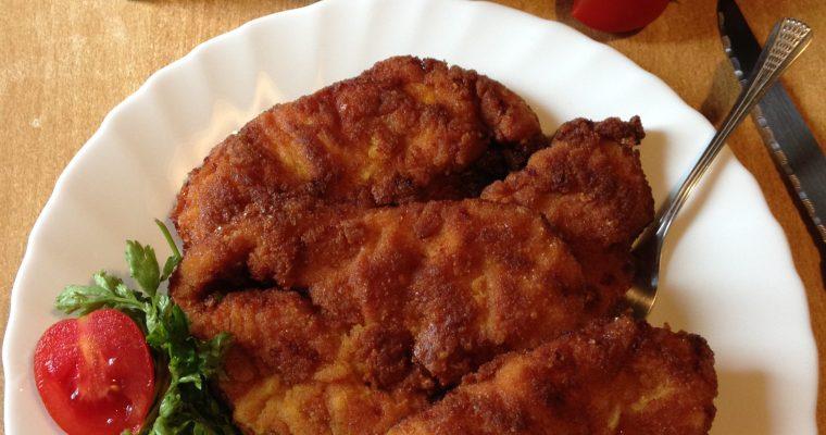 Pohovana piletina sa senfom