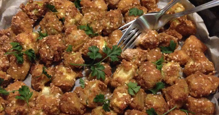 Pohovane tikvice iz rerne-brze, ukusne i hrskave
