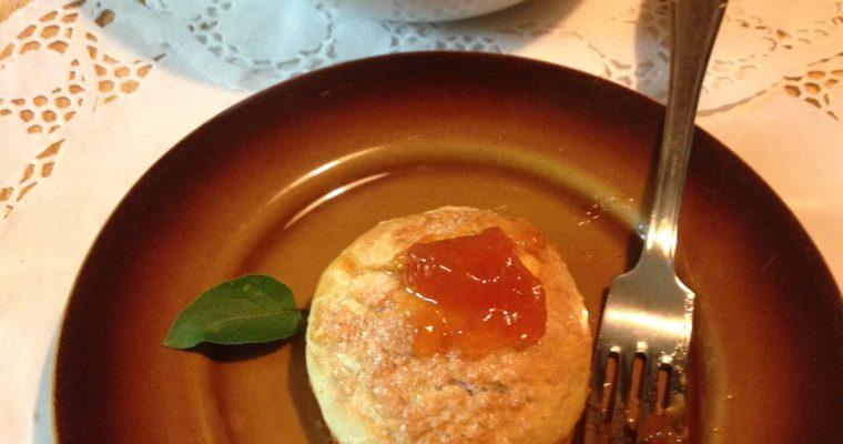 Slatke pogačice sa džemom-fine i mekane
