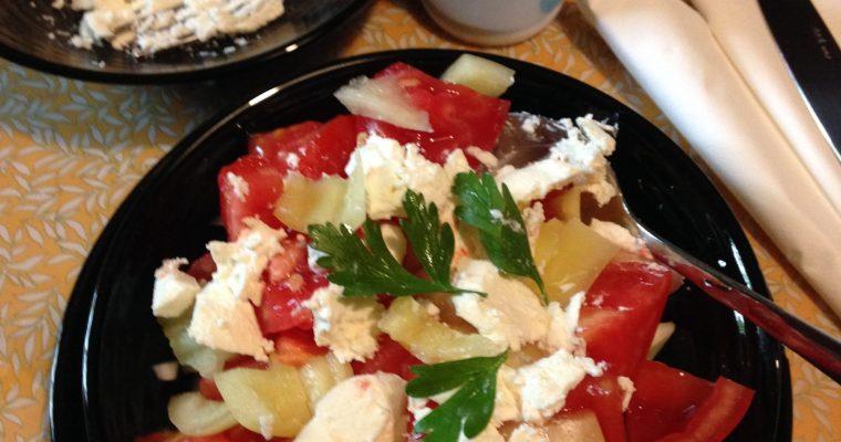 Šopska salata-osvežavajuća letnja