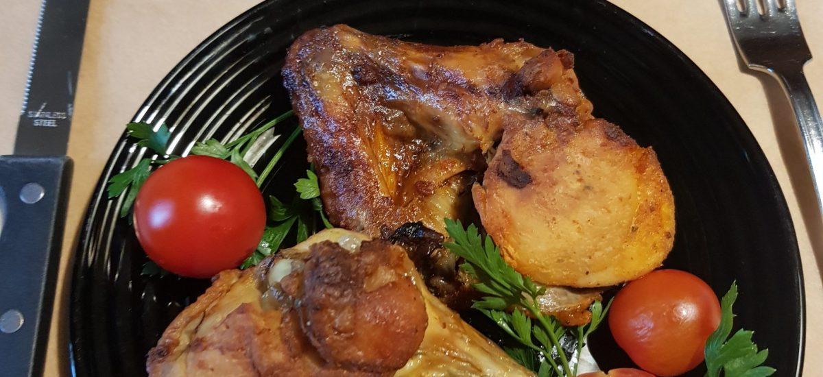 Pečena pileća krilca iz rerne-savršena, hrskava i pikantna
