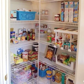 Pantries Don't Have to be Painful