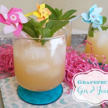 Grapefruit Gin & Juice