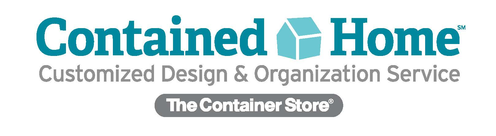 Contained home partnership with the container store kuzak 39 s closet - Container store home ...