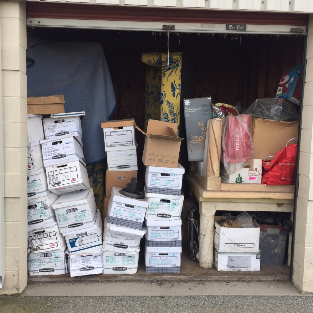 Advice from a Professional Organizer- The Dos and Don'ts of Storage