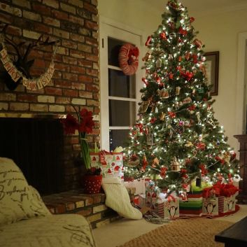 My Home at Christmas