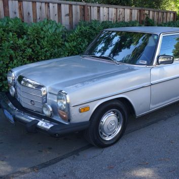 Kuzak's Closet Autos: 1976 Mercedes 300D For Sale