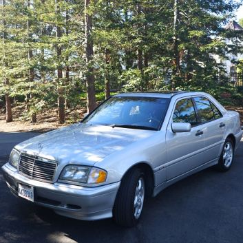 2000 Mercedes-Benz C230 For Sale
