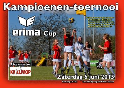 Affiche kampioenen-toernooi 2