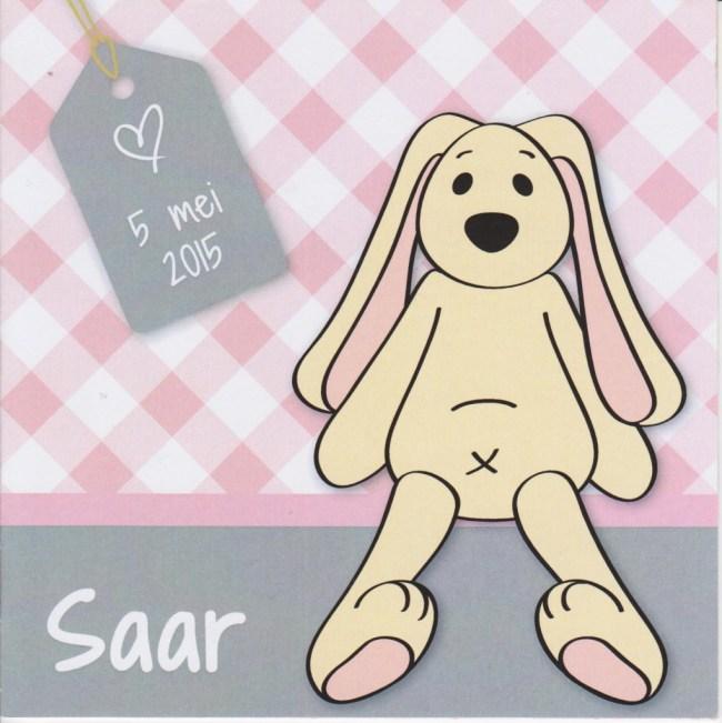 Saar - Voorkant