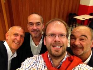 2015 hatte das Trio Lepschi seinen Auftritt beim Kulturverein Rudolfsheim. (Foto: Dietmar Baurecht)