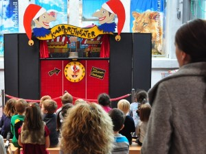 Kasperltheater am Sparkassaplatz im Café Prosa (Foto: zVg)