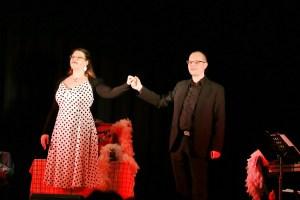 20.03.2015: Applaus! Das Publikum war wirklich begeistert (Foto: Michael Heitra).