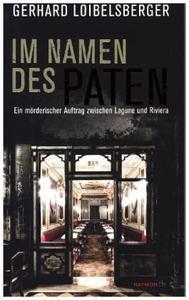 """Buchcover von """"Im Namen des Paten"""""""