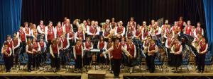 Musikverein Rudolfsheim spielte in Kooperation mit dem Kulturverein Rudolfsheim auf.