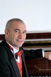 Riccardo Di Francesco: Ein Streifzug durch unterschiedliche Musikgenres (Foto: zVg).