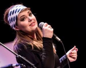 Sabine Stieger: Großartige Stimme!