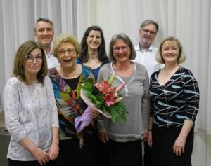 Das Wiener Akkordeon Ensemble.