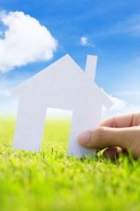 Moderní bydlení v zeleni