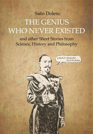 The Genius Who Never Existed-naslovnica