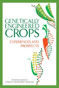Genetically Engineered Crops -Experiences and Prospects (2016)