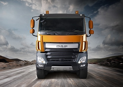 Leaf CAN interfaces are a small but critical component for DAF Trucks