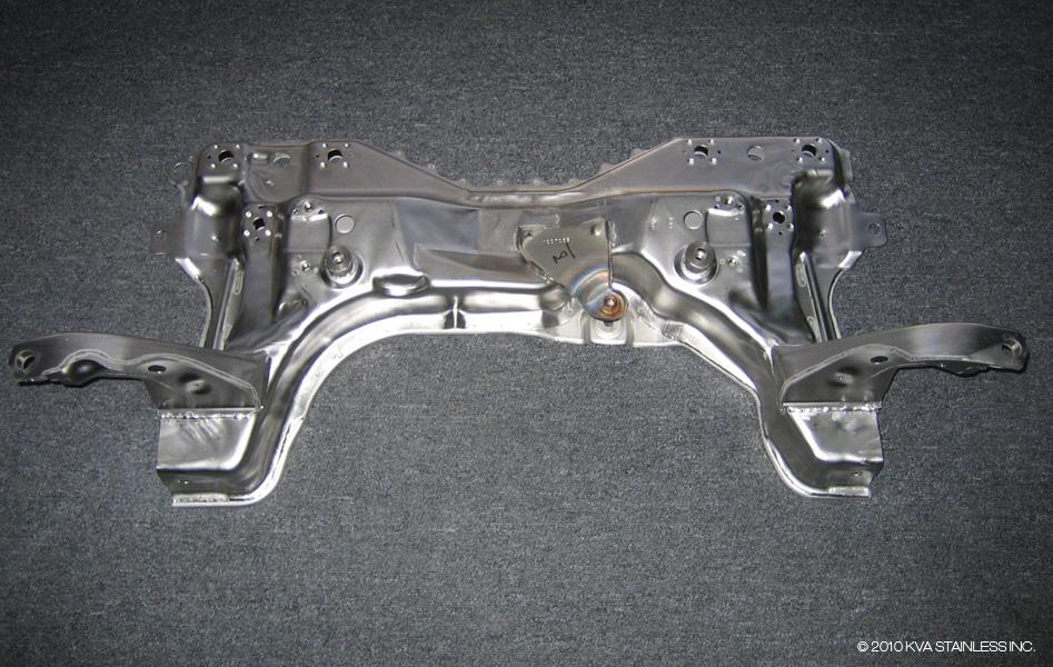 Extruded Aluminum I Beam